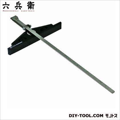 丸鋸定規 スライダーマン 剛 490X230X34mm (350)
