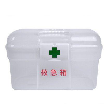 吉川国工業所 キャリング救急箱  約幅27.2×奥行18.2×高さ16.5(cm) 248381