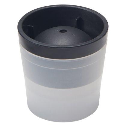 丸氷 製氷器 俺の丸氷 アイスボールメーカー STK-06 ブラック (251842)
