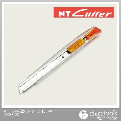 NTカッターA-300型スケルトンオレンジ   iA-300RP(O)