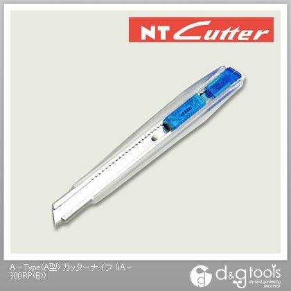 NTカッターA-300型スケルトンブルー   iA-300RP(B)