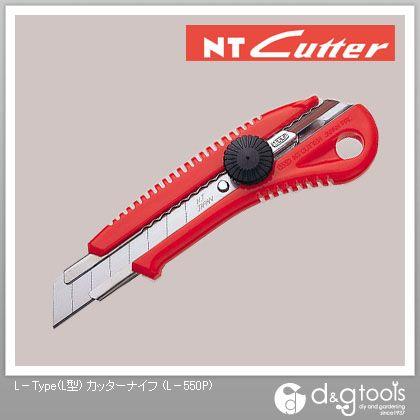 NTカッター L-Type(L型) カッターナイフ   L-550P