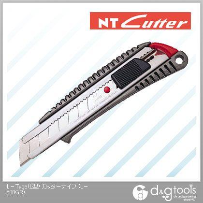 NTカッター L-Type(L型) カッターナイフ   L-500GR
