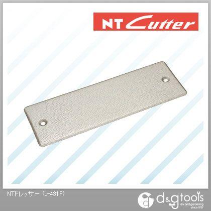 NTドレッサー 替刃 Lタイプ 荒目 (研削研磨用ヤスリ) (L-431P)