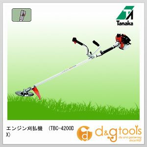エンジン刈払機(肩掛式草刈機) (TBC-4200DX)