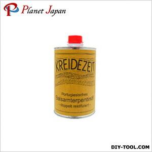 KREIDEZEIT バルサムテレピンオイル (刷毛洗い・うすめ液)  1L