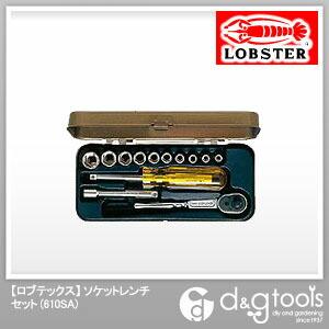 ソケットレンチセット   610SA
