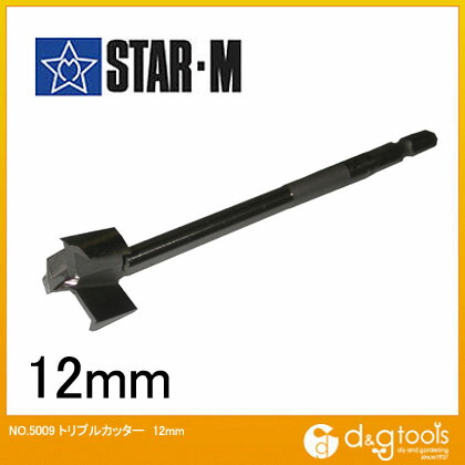 トリプルカッター  12mm 5008-120