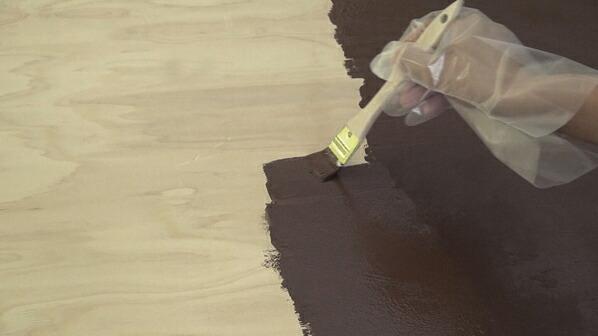 水性ウッドパターン 木彫仕上げセット