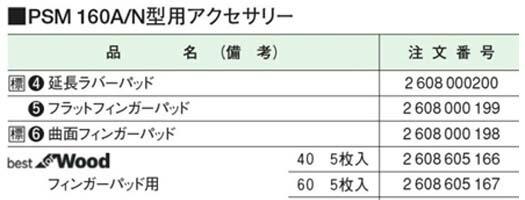 ボッシュ 吸じんマルチサンダー (PSM160A/N)