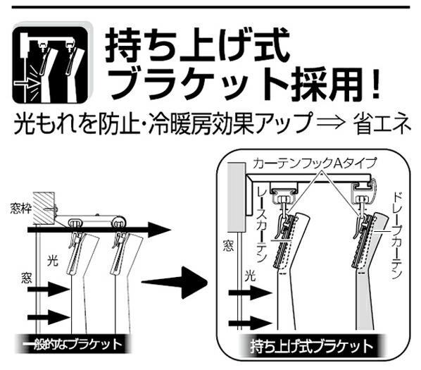 ロアール(インテリア伸縮レール)