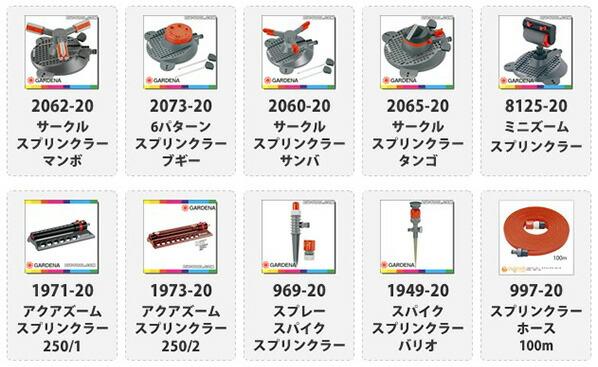 ガルディナ ソーラー電源ウォーターコンピューター 自動水やりタイマー (1866-28)
