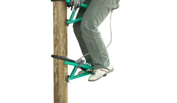木登り器 与作(大型11穴) KT-7000