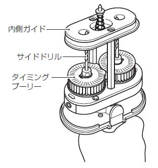 石膏ボード専用替刃
