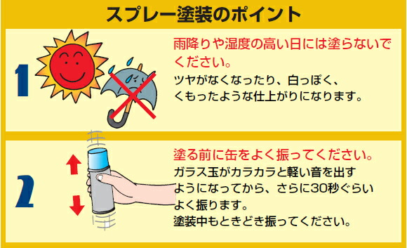 【サンデーペイント】 耐熱スプレー ブラック 300ml