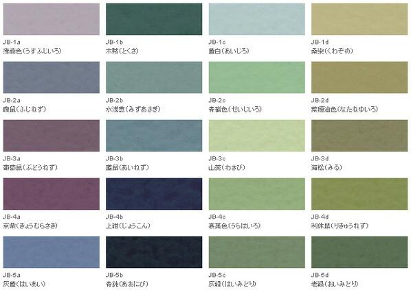 ターナー色彩 室内/壁紙塗料(水性塗料) Jカラー 藍鼠(あいねず) 2L (JC20JB3B)
