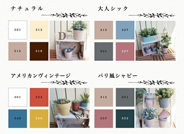 ターナー色彩 ミルクペイントforガーデン ミモザイエロー 200ml (MKG20339)