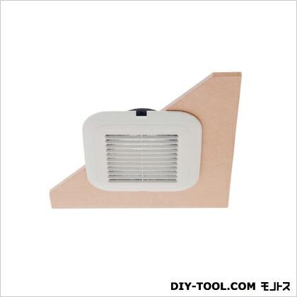 樹脂製角型グリル KCP-TAWシリーズ用 外気浄化フィルター KCP100Tフィルタセット φ100