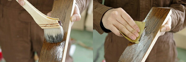 ワトコ社 ワトコオイル 浸透性木材用塗料 エボニー 3.6L (W-10)