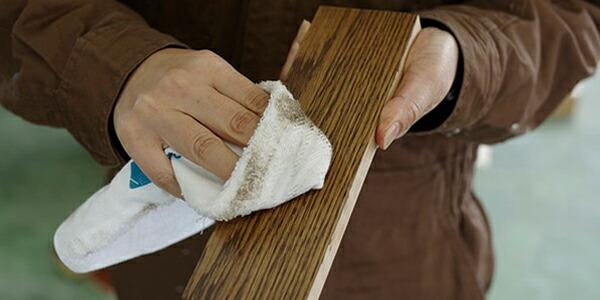 ワトコ社 ワトコオイル 浸透性木材用塗料 ダークウォルナット 200ML (W-13)