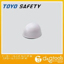 トーヨーセフ tea helmet No.110F polystyrene with white (110 F W)