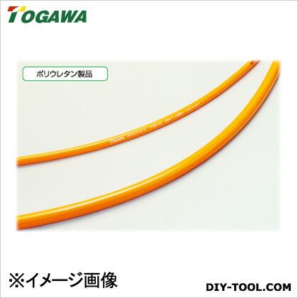 ポリウレタンホース オレンジ 6.5×10 (TPH-6510)