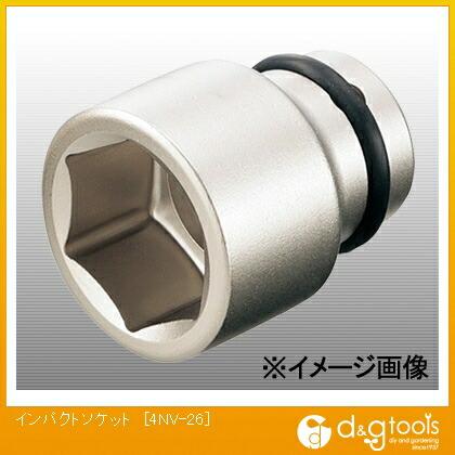 TONEインパクト用ソケット26mm   4NV-26