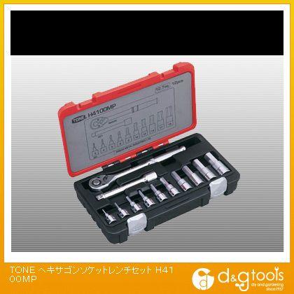 ヘキサゴンソケットレンチセット   H4100MP