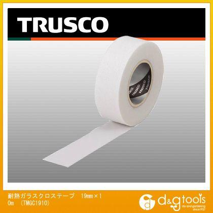 耐熱ガラスクロステープ 19mm×10m (TMGC1910)