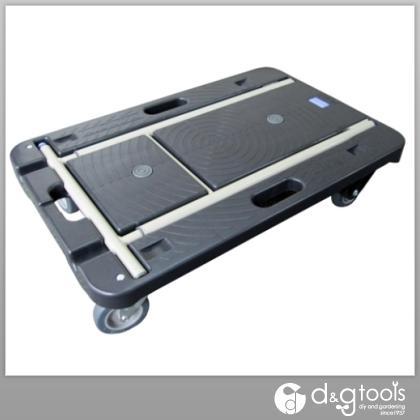 ナンシン コンパクトキャリー(フラット平台車)  600×385×H820 CC-211K