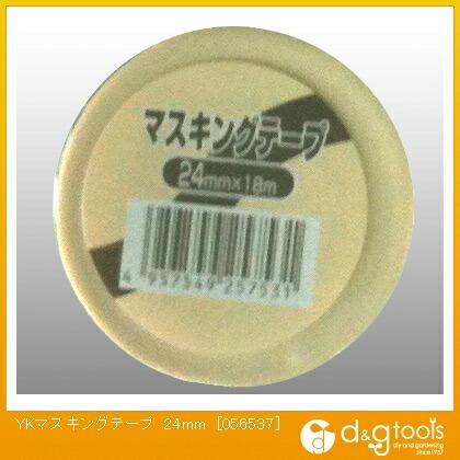 YKマスキングテープ 24mm   056537