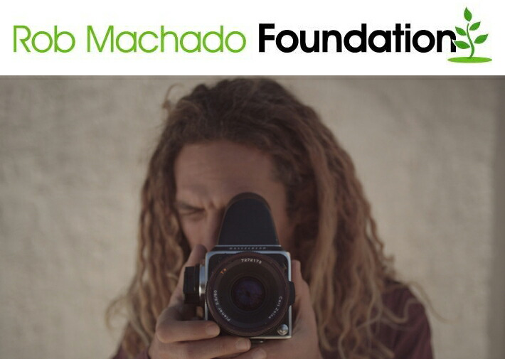 rob machado foundation