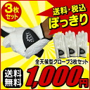 ※Three pieces of extreme popularity gloves of three pieces of 2,000 pieces of FLIT glove set total sale come up with a set! Only as for the left hand wearing (right-handed):