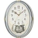 Pal Muses elf Citizen citizen 4MN501-003 wall clock domestic regular article clock sale kind