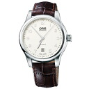 73375944091F classic date ORIS Oris mens watch watch domestic genuine watch WATCH manufacturers with guaranteed sales type Christmas gifts fs3gm