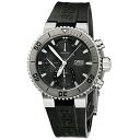 67476557253R Aquis titanium chronograph ORIS Oris mens watch watch domestic genuine watch WATCH manufacturers with guaranteed sales type Christmas gifts fs3gm