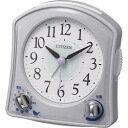 8RMA02-N04 Moulin R02F CITIZEN citizen quartz alarm clock (Melody + bird sounds and electronic sounds alarm) clock