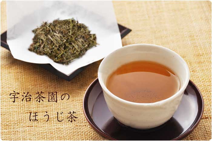 宇治茶園の玄米茶