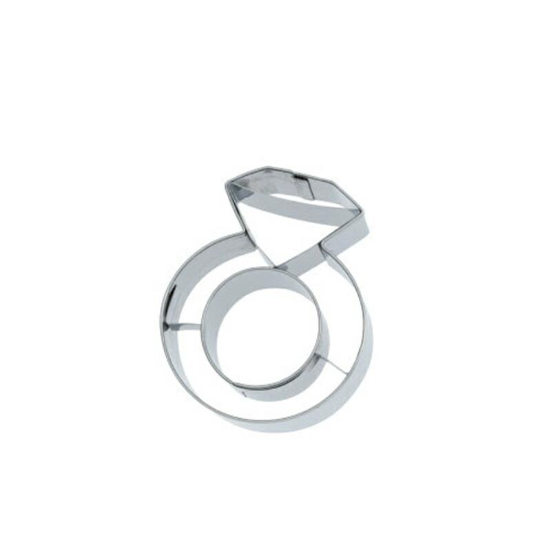 Wedding Ring Cookie Cutter - Image Of Wedding Ring Enta-Web.Org