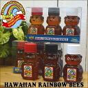 Rainbow honey S size 3 book set rainbowbrossam, macadamia nuts, Ohi ' a lehua organichavaianhoney
