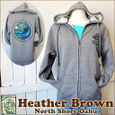 "Original HOOD ZIP hoodie ""SHERRPA OUTER REEF HOOD ZIP' (grey)"