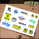 Original sticker (D)