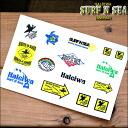 Original sticker (D)