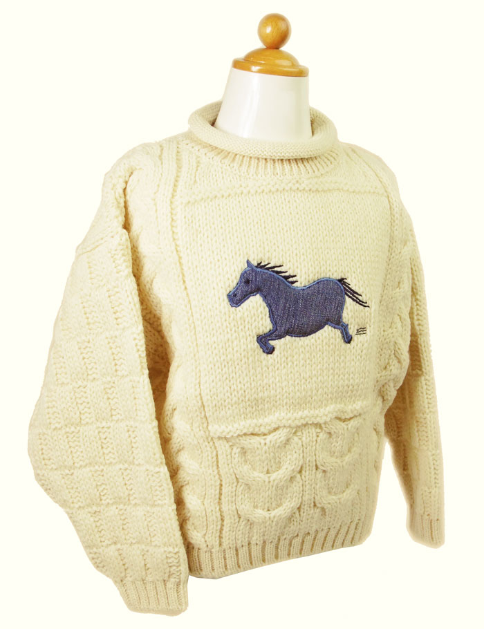 uma Rakuten Global Market: BCC English wool pony sweater ...