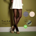 GUNZE gunze Tuche Turner ombre stripe pattern sheer tights tights pantyhose hosiery and hard pantyhose ombre stripe mesh dot pattern stocking pantyhose toe switch without beauty legs effect classy beautiful it made in Japan such as wedding or party