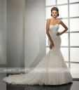 Wedding dress wedding order dresses wedding Mermaid wedding wedding reception concert parties bride WS0674