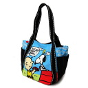 Mini-Thoth who is convenient for a lunch bag and sub at Snoopy balloon tote bag (S) lunchtime♪