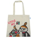 Moomin ( MOOMIN) eco bag sister & brother 01 bag is shopping Essentials!