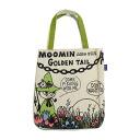 Moomin goody bag ( MOOMIN) tote bag as a Moomin and snufkin lesson bag or bag!