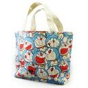 Dora Doraemon mini tote bag Fujiko f. Fujio male comic Dora Doraemon lunchbag and sub in a convenient mini tote bag!